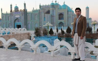 Of beautiful mosques and their fascinating history: a glimpse of Afghanistan's religious sites