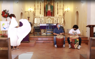 "A Dialogue between ""la Bomba"" and Catholic Rituals in Puerto Rico"